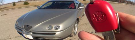 Pirkinys / Alfa Romeo GTV