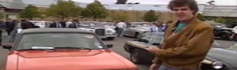 Klasikinių automobilių mugė su Jeremy Clarkson'u 1989