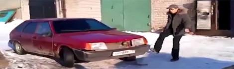 Rusiška kokybė niekad nenuvils / Lada Samara