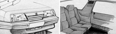 Kaip buvo kuriamas rusiškas Porsche / VAZ-2108