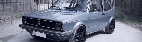 """VW Golf """"pirmukas"""" su 736 AG"""