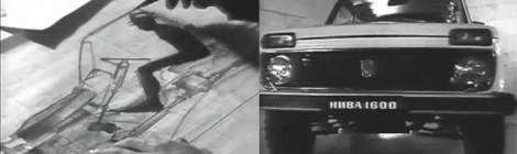Pirmasis sovietinis SUV - Lada Niva