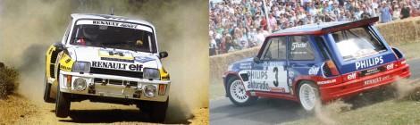 Ralio legenda ir neįtikėtinai populiarus / Renault 5