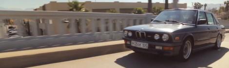 Įžvelgti tobulybę / BMW E28