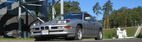 Perteklinių svajonių negalima pirkti, jų reikia turėti / BMW 840