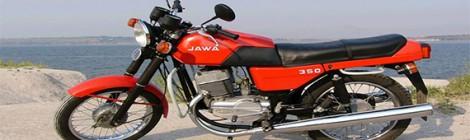 Ją vadindavo dvylikine / motociklas Jawa 350/638