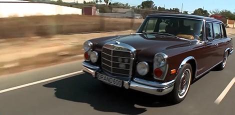 Mercedes-Benz 600 W100 / Jay Leno's Garage