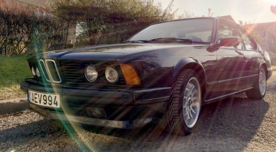 BMW E24 02