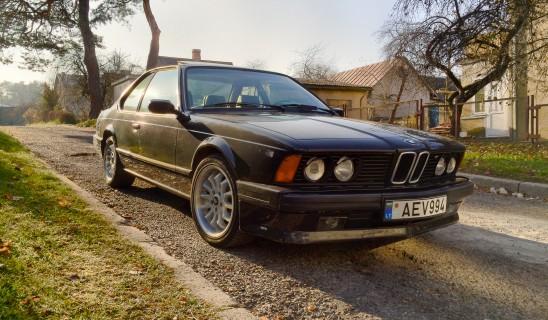 BMW E24 03