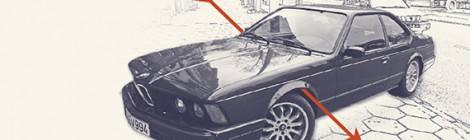 Senos meilės rūdyja ir baigiasi... įsimylėjimu iš naujo / BMW E24