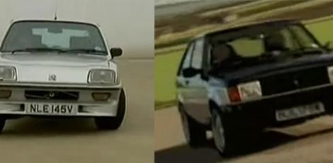 """Pirmieji """"hot hatch"""" pagal Jeremy Clarkson'ą"""