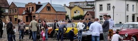 Savaitgalį finišavo Istorinių automobilių ir motociklų ralis